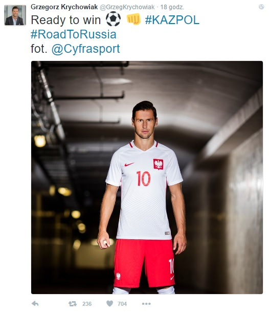 ROAD TO RUSSIA - READY TO WIN!