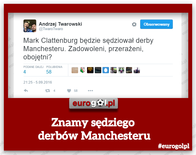 Sędzia Mark Clattenburg